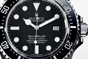 SEA-DWELLER 4000 - 904L STEEL